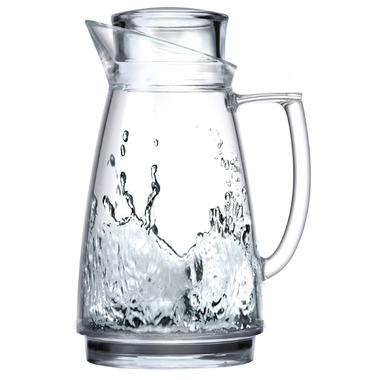 Prodyne FELIZ Acrylic 64 oz. Pitcher Clear
