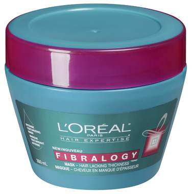 L\'Oreal Hair Expertise Fibrology Masque