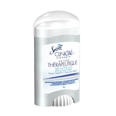 Secret Clinical Strength Power Solid Deodorant