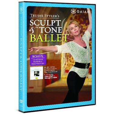 Trudie Styler\'s Sculpt & Tone Ballet