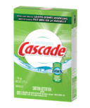 Cascade Powder Dishwasher Detergent Fresh Scent