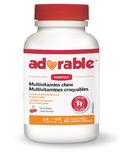 Wampole Adorable Multivitamin Chews