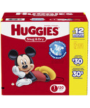 Huggies Snug & Dry Giga Pack Diapers