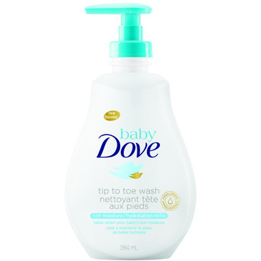 Baby Dove Rich Moisture Tip to Toe Wash