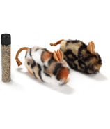 PetLinks Mouse Full Cat Toy Duo