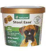 Naturvet Stool Ease Stool Softener Soft Chews