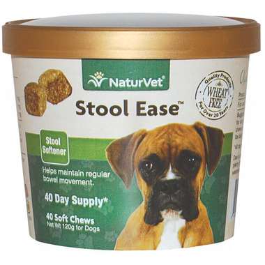 Buy Naturvet Stool Ease Stool Softener Soft Chews At Well