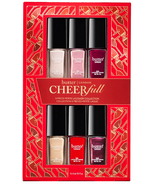 butter LONDON Cheerful Petite Trend Nail Lacquer Set