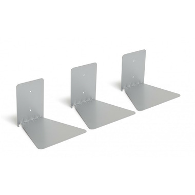 Umbra Conceal Shelves Silver 3 Pack