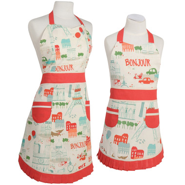 Now Designs Two of a Kind Matching Aprons Set