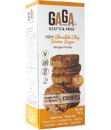 GAGA for Gluten-Free Chocolate Chip Brown Sugar Cookies