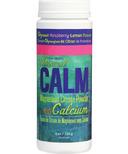 Natural Calm Magnesium Citrate Powder plus Calcium