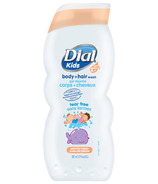 Dial Kids Peachy Clean Body + Hair Wash