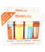 thinkbaby Baby Body Care Essentials Kit