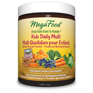 MegaFood Kids Daily Multi Nutrient Booster Powder