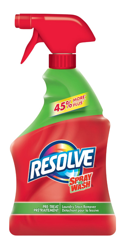 Buy Resolve Spray N Wash Pre Treat Laundry Stain Remover