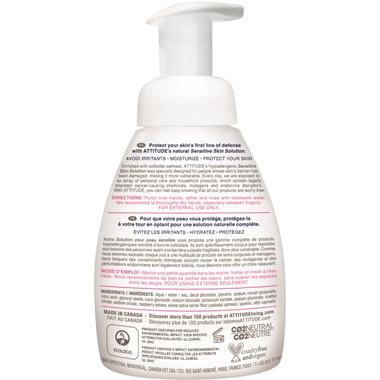 ATTITUDE Natural Foaming Hand Wash