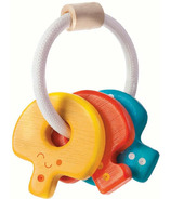 Plan Toys Baby Rattle Key