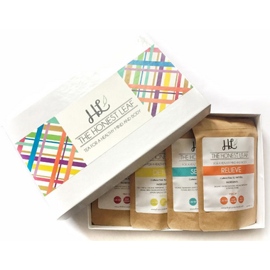 The Honest Leaf Tea Sampler Set