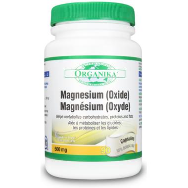 Organika Magnesium Oxide