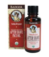 Badger Navigator Class Man Care After-Shave Face Oil