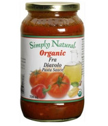 Simply Natural Organic Fra Diavolo Spicy Pasta Sauce