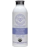 The Homemade Organics Company Baby Powder
