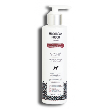 Moroccan Pooch Hydration Shampoo