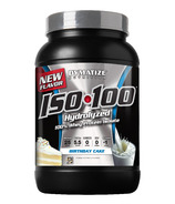 Dymatize Nutrition ISO 100 Hydrolyzed Whey Protein