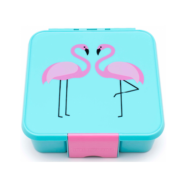 Little Lunch Box Co. Flamingo Bento Three