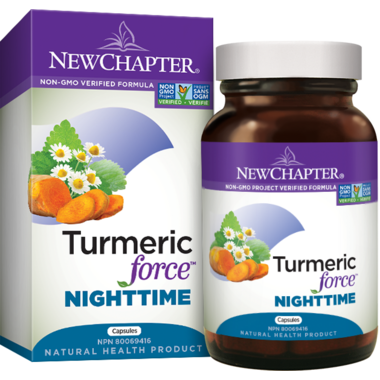 New Chapter Turmeric Force Nighttime