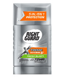 Right Guard Xtreme Defense 5 Antiperspirant Fresh Blast