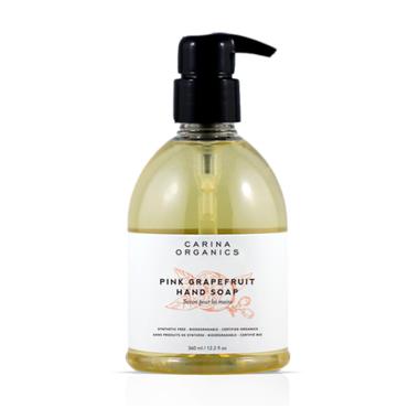 Carina Organics Grapefruit Hand Soap