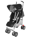 Maclaren Techno XT Stroller Black and Silver