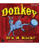 Donkey It's A Kick! Card Game
