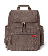 Skip Hop Forma Diaper Backpack Latte