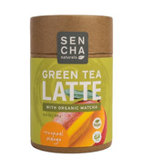 Sencha Naturals Green Tea Latte Tropical Mango