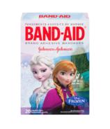 Band-Aid Brand Adhesive Bandages Frozen