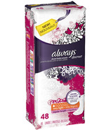 Always Discreet Regular Length Incontinence Liners