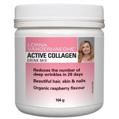 Buy Lorna Vanderhaeghe Active Collagen Drink Mix At Well
