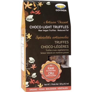 Govinda Artisan Dessert Choco-Light Truffles