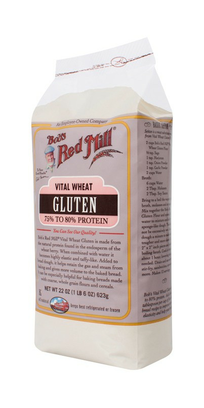 Buy Bob S Red Mill Vital Wheat Gluten Flour 623 G Online In Canada Free Ship 29
