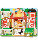 Melissa & Doug Magnetic Hide and Seek Farm