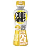 Core Power High Protein Milkshake Banana