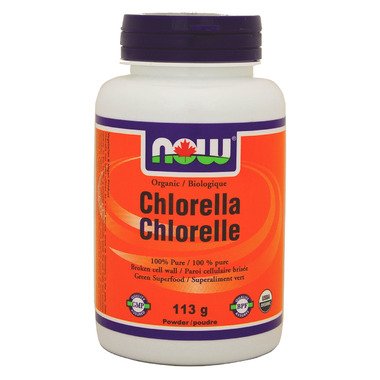 NOW Foods Organic Chlorella