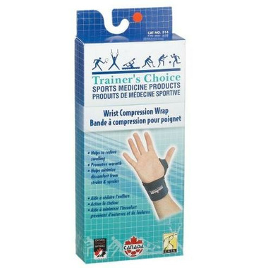 Trainer\'s Choice Wrist Compression Wrap