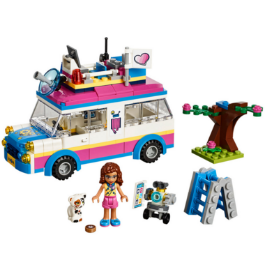 LEGO Olivia\'s Mission Vehicle