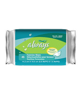 Always Feminine Wipes Refill