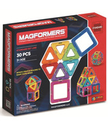 Magformers Rainbow 30 Piece Set