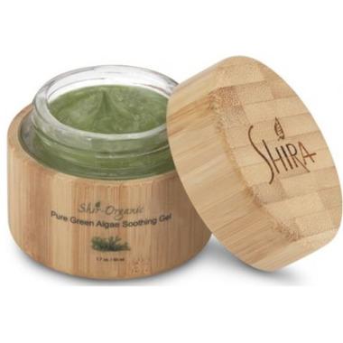 Shira Shir-Organic Pure Green Algae Soothing Gel